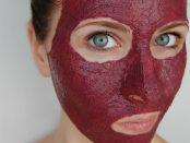 Mascarilla de higo para el rostro